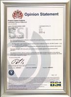 通过德国TUVISO14001认证