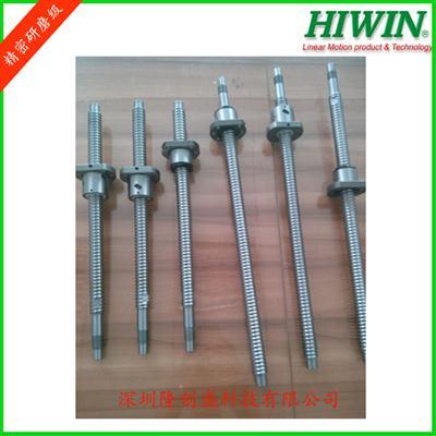上银精密研磨丝杆 HIWIN品质型号齐全